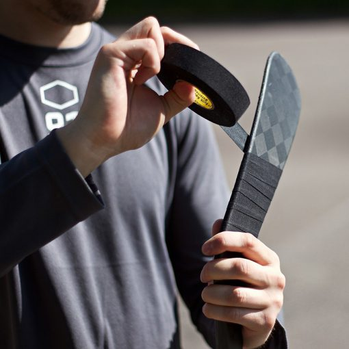 Tygtejp Svart 24mm Comp-o-stik