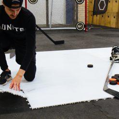 plastis hockey byggbar
