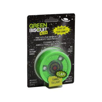 Green Biscuit Alien 2