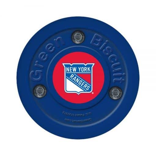 Green Biscuit New York Rangers