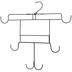 equipment hanger
